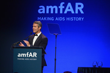 Andy Cohen 2014 amfAR New York Gala - Show
