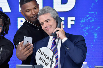 Andy Cohen Hand in Hand: A Benefit for Hurricane Relief - New York