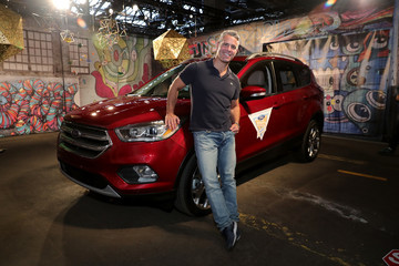 Andy Cohen 2017 Ford Escape The Room Experience With Andy Cohen