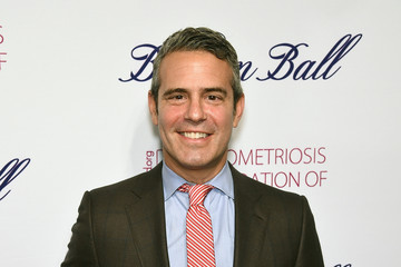 Andy Cohen 7th Annual Blossom Ball Benefiting the Endometriosis Foundation of America Hosted By EFA Founders Padma Lakshmi And Tamer Seckin, MD - Arrivals