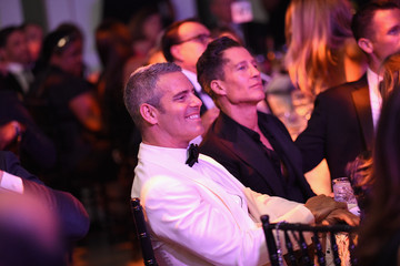 Andy Cohen FIJI Water at the amfAR Inspiration Gala New York