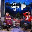 Andy Cohen SiriusXM's Annual Radio Andy Holiday Hangout With Andy Cohen And Amy Sedaris