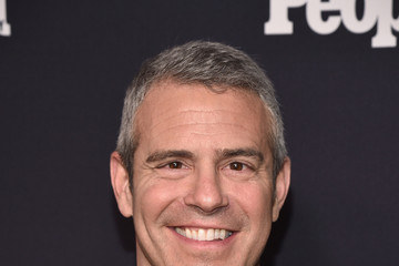 Andy Cohen Entertainment Weekly and PEOPLE Upfronts Party at Second Floor in NYC Presented By Netflix and Terra Chips - Arrivals