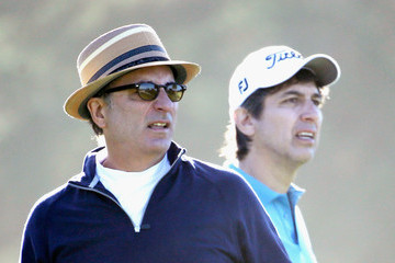 Andy Garcia AT&T Pebble Beach National Pro-Am - Round One