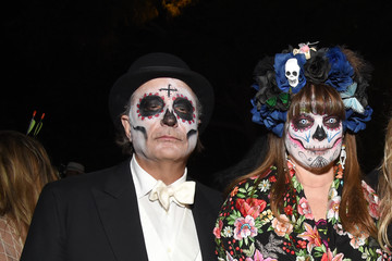 Andy Garcia Celebs Attend the Casamigos Tequila Halloween Party