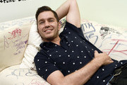 Andy Grammer Visits Music Choice