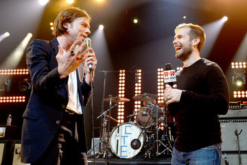 Andy Harms iHeartRadio Live With Cage the Elephant at the iHeartRadio Theater Los Angeles