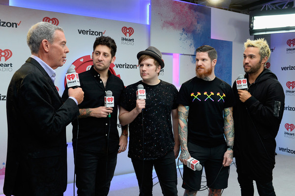 2015 iHeartRadio Music Festival - Night 2 - Backstage