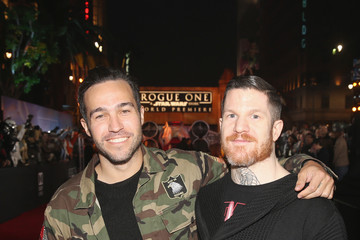 Andy Hurley The World Premiere of 'Rogue One: A Star Wars Story'