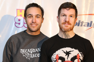 Andy Hurley Hot 99.5's Jingle Ball 2017 - PRESS ROOM
