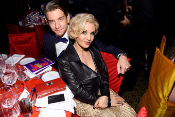 Andy Karl Orfeh Elton John AIDS Foundation's 17th Annual An Enduring Vision Benefit - Inside