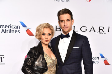 Andy Karl Orfeh Elton John AIDS Foundation's 17th Annual An Enduring Vision Benefit - Arrivals