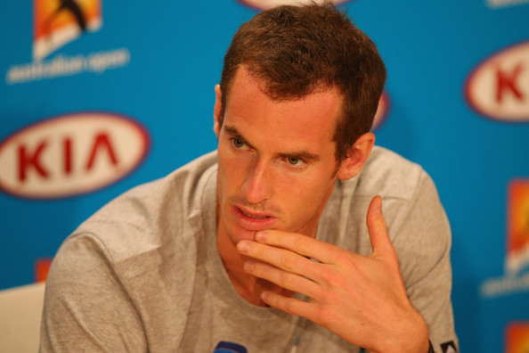 Andy Murray - 2014 Australian Open Previews