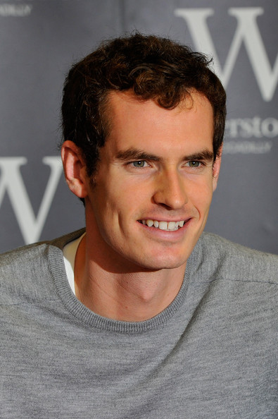 Andy Murray - Andy Murray Meets His Fans in London