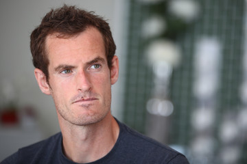 Andy Murray ATP Masters Series: Monte Carlo Rolex Masters - Day One