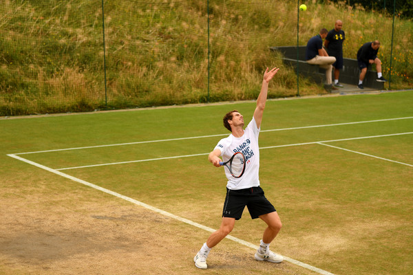 Andy Murray's US Open Chances Improving