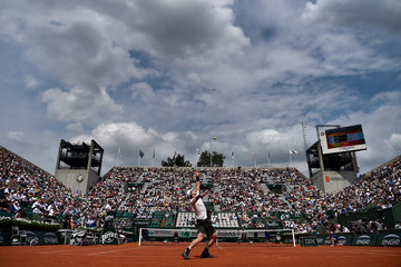 Andy Murray 2016 French Open - Day Six