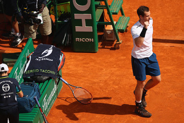 Andy Murray ATP Masters Series: Monte Carlo Rolex Masters - Day Four