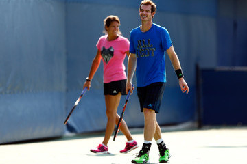 Andy Murray US Open: Day 2
