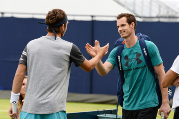 Andy Murray Fever-Tree Championships - Preview Day Three