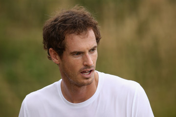 Andy Murray Middle Sunday: The Championships - Wimbledon 2017