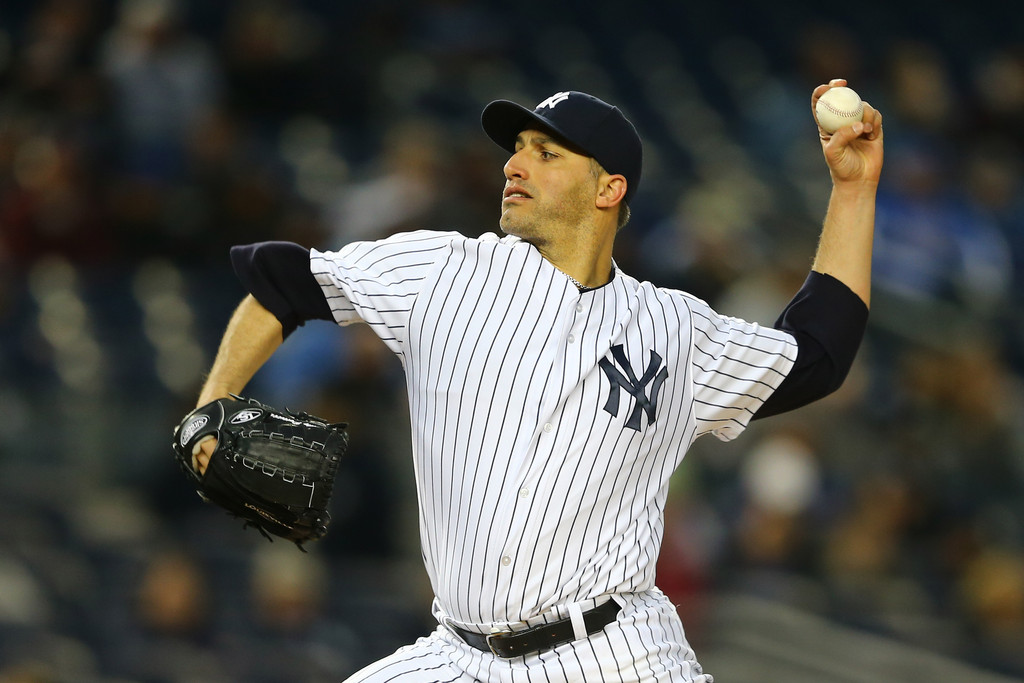 Andy Pettitte - Houston Astros v New York Yankees