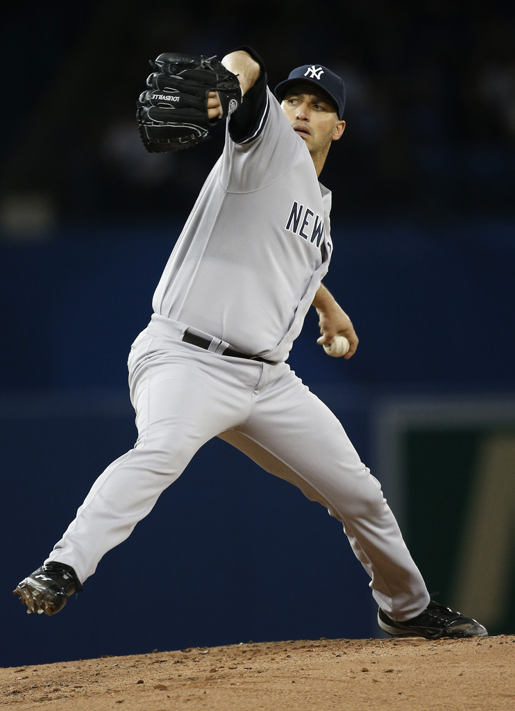 Andy Pettitte - New York Yankees v Toronto Blue Jays