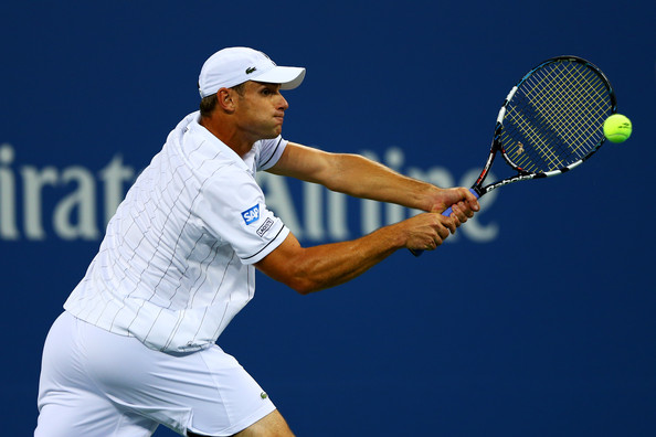 2012 US Open - Day 5 []