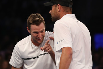 Andy Roddick BNP Paribas Showdown