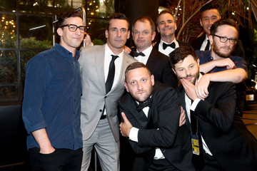 Andy Samberg Michael Che and Colin Jost's Emmys After Party Presented by Google
