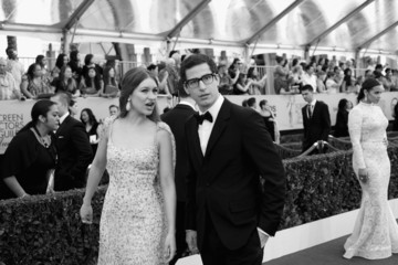 Andy Samberg 21st Annual Screen Actors Guild Awards - Red Carpet