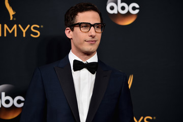 Andy Samberg 68th Annual Primetime Emmy Awards - Arrivals