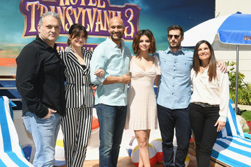 Andy Samberg Photo Call For Sony Pictures' 'Hotel Transylvania 3: Summer Vacation'