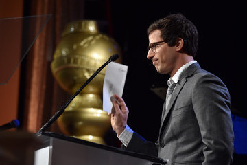 Andy Samberg Hollywood Foreign Press Association's Grants Banquet Show