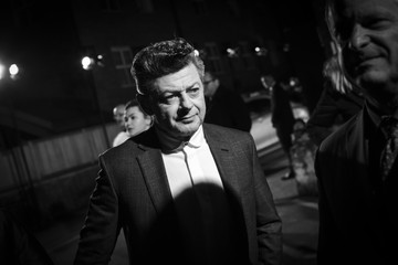 Andy Serkis European Premiere of Marvel Studios' 'Black Panther'