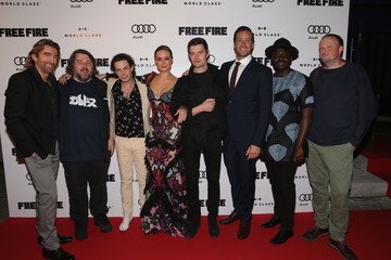 Andy Starke Bulleit Bourbon Presents the 'Free Fire' Premiere Screening Party at Early Mercy in Toronto