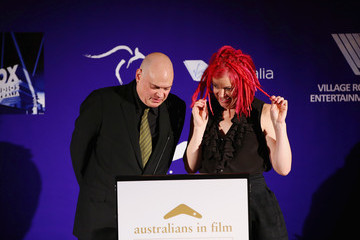 Andy Wachowski Arrivals at the Australians in Film Awards Gala