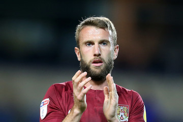 Andy Williams Oxford United v Northampton Town - Checkatrade Trophy