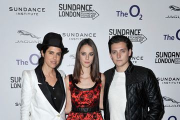 Aneurin Barnard 'Emanuel And The Truth About Fishes' Screening