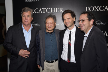 Ang Lee 'Foxcatcher' Screening in NYC