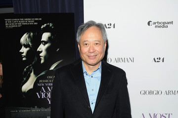 "Ang Lee ""A Most Violent Year"" New York Premiere"