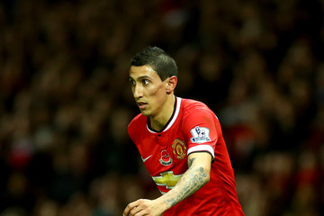 Angel Di Maria Manchester United v Crystal Palace - Premier League