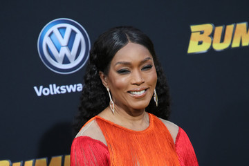 Angela Bassett Premiere Of Paramount Pictures' 'Bumblebee' - Arrivals