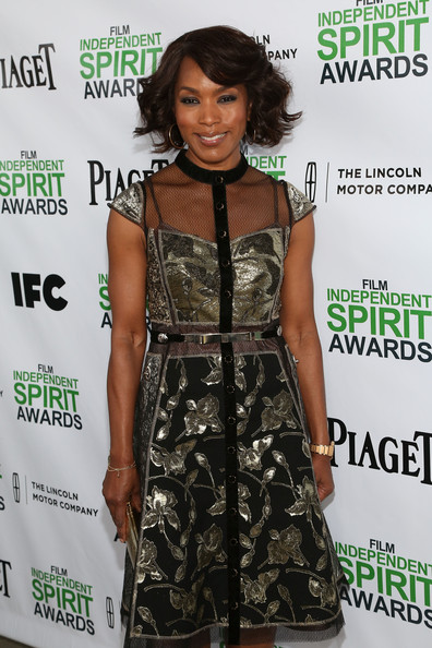 Angela Bassett - 2014 Film Independent Filmmaker Grant And Spirit Awards Nominees Brunch - Red Carpet