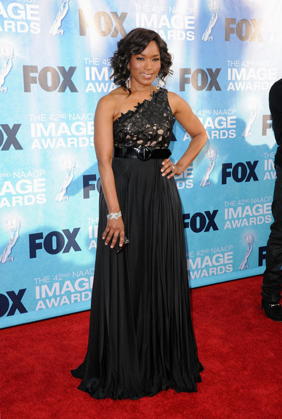 Angela Bassett - 42nd NAACP Image Awards - Arrivals