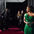Angela Bassett BET Presents The 51st NAACP Image Awards - Red Carpet