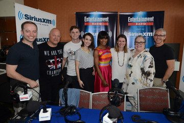 Angela Bassett Kathy Bates SiriusXM's Entertainment Weekly Radio Channel Broadcasts From Comic-Con 2014