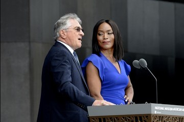 Angela Bassett The National Museum of African American History and Culture Opens in Washington, D.C.