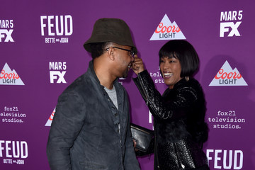 Angela Bassett Premiere of FX Network's 'Feud: Bette and Joan' - Arrivals