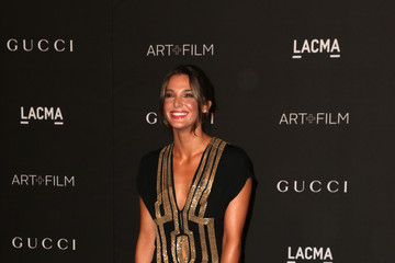 Angela Bellotte Arrivals at the LACMA Art + Film Gala — Part 3